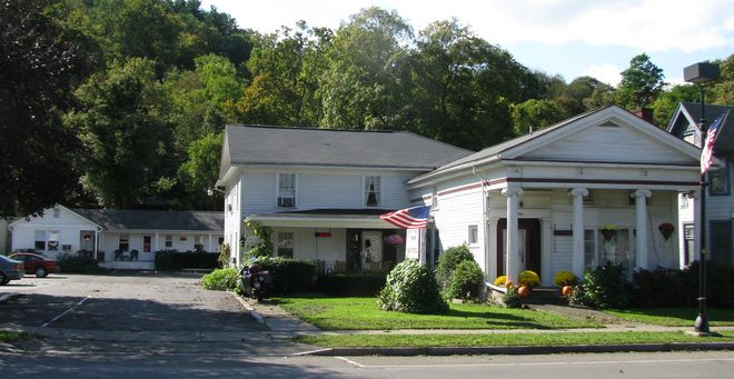 The Colonial Inn & Motel in Watkins Glen NY